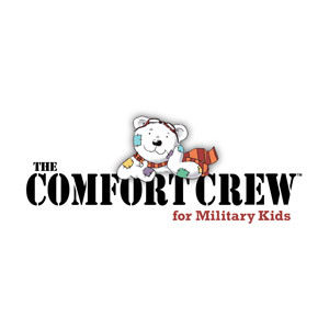 The Comfort Crew for Military Kids Logo