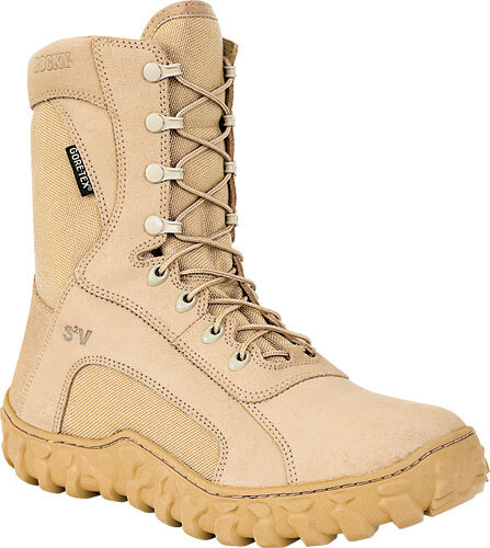 cold weather military boot