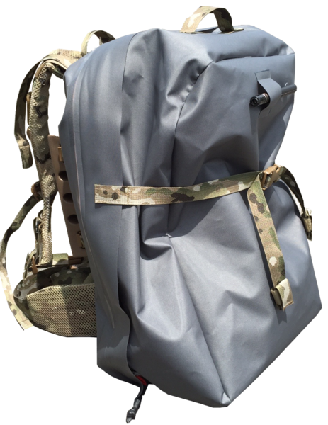navy military dry backpack