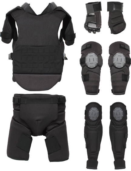 military protective gear