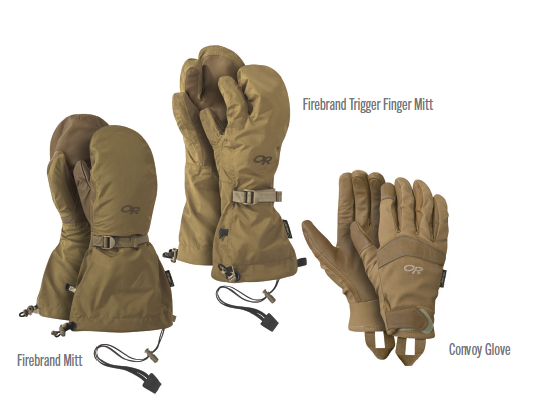 firebrand gloves and mitts