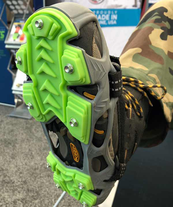 military stainless steel cleats