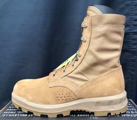 military weather proof boots