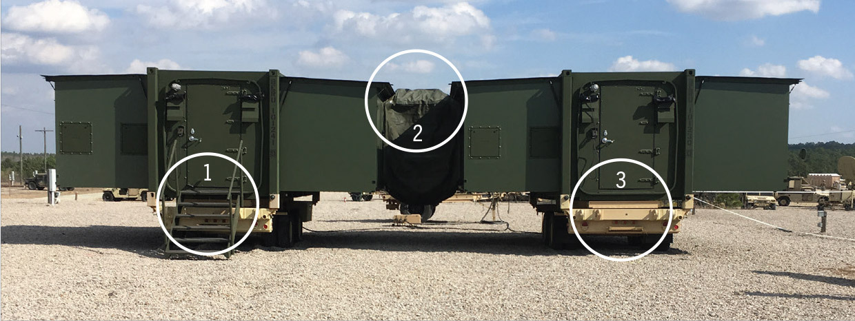 mounted trailers