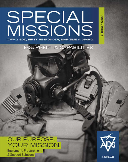 ADS special missions logo