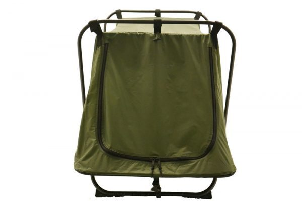 closed end military tent