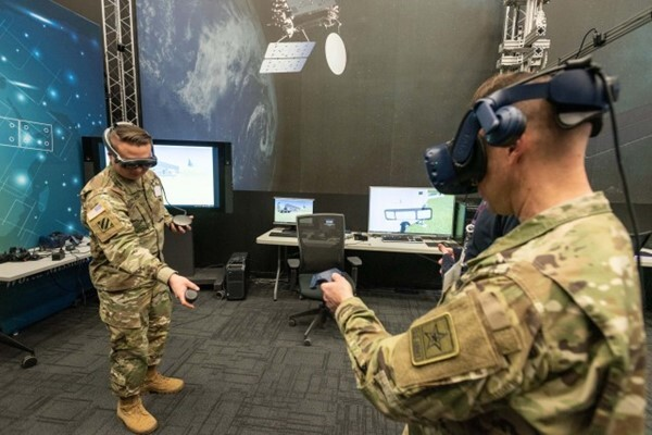 VR Training in the Military