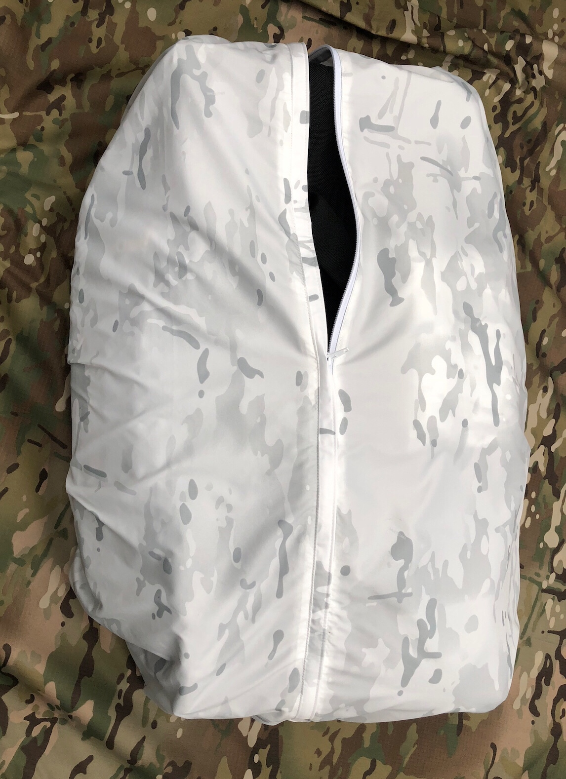 white out jacket