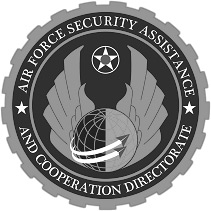 Air force security assistance logo